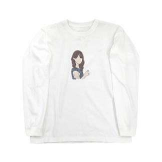 ayakaの黒島ちゃん風 Long sleeve T-shirts