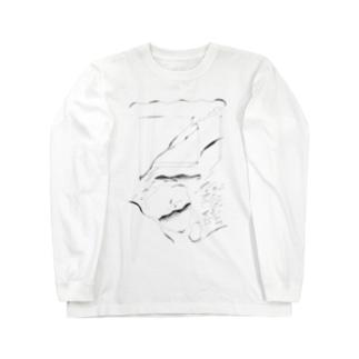 窓 Long sleeve T-shirts