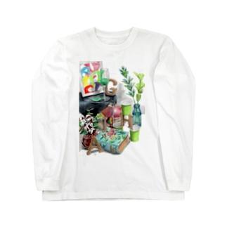 HAGI隠れ Long Sleeve T-Shirt