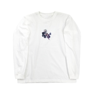 あ Long sleeve T-shirts