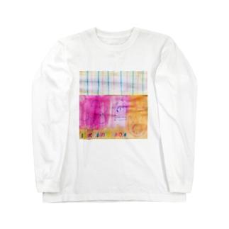 しがないななしSHOPのチクタクの音 Long sleeve T-shirts