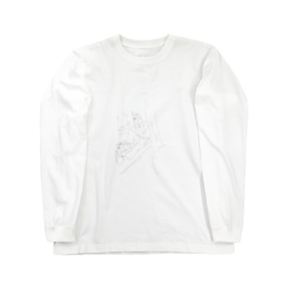 Shut up...のあおり運転根絶 02 Long sleeve T-shirts