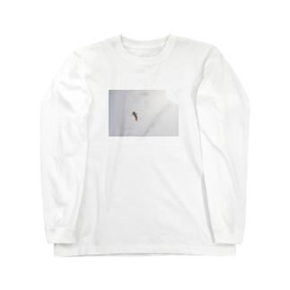 わたりどり Long sleeve T-shirts
