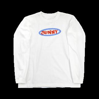 ナルカワのsunny Long sleeve T-shirts