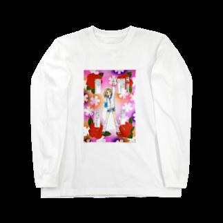 ・のうける Long sleeve T-shirts