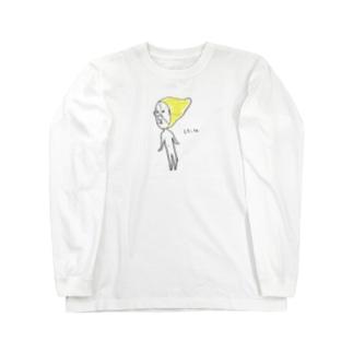カラーレモンさん Long sleeve T-shirts