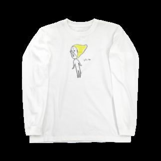taito10020916のカラーレモンさん Long sleeve T-shirts