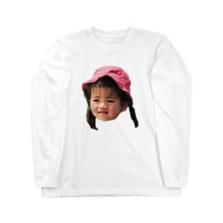 幼少期 Long sleeve T-shirts