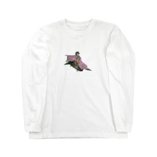 3105yonichiniの櫻井さん Long sleeve T-shirts