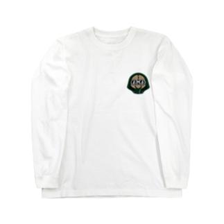 采-aya-のとりモドキ Long sleeve T-shirts