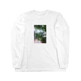 rainy day  Long sleeve T-shirts