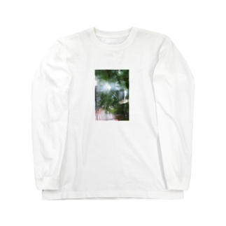 cozcozのrainy day  Long sleeve T-shirts