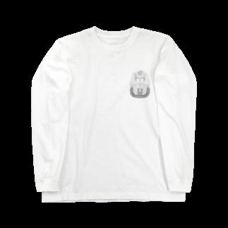 bannedのファラオ Long sleeve T-shirts