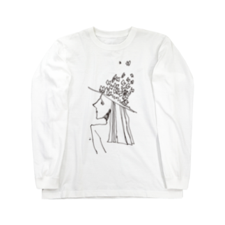 fDESIGNのfm_14b_予感 Long sleeve T-shirts
