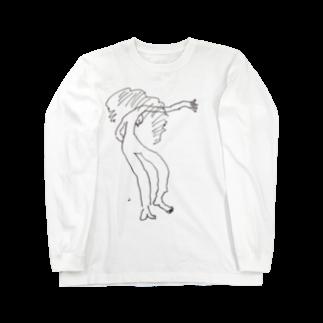 fDESIGNのfm_16b_刹那 Long sleeve T-shirts