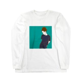FickleのMiles Long sleeve T-shirts