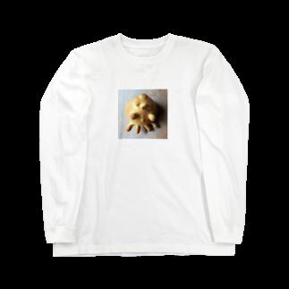 シェイモのクラゲちゃんパン Long sleeve T-shirts