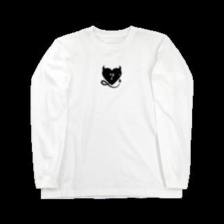 aika52のdeviiil Long sleeve T-shirts