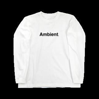 mizu_yangのambient t Long sleeve T-shirts