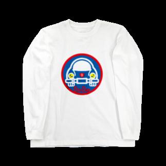 原田専門家のパ紋No.3403 BooBee  Long sleeve T-shirts