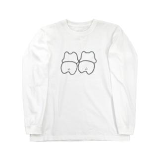 ヘッドスピンシスターズ Long sleeve T-shirts