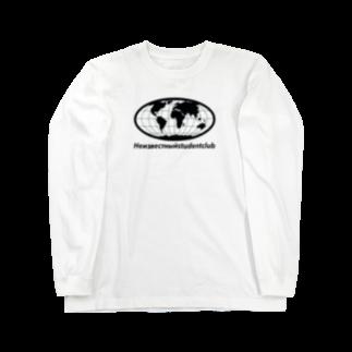 unknown student clubのUSC Осень-Зима Long sleeve T-shirts