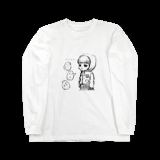 SUREYのコンニチハ! Long sleeve T-shirts
