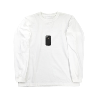 あいふぉん Long sleeve T-shirts