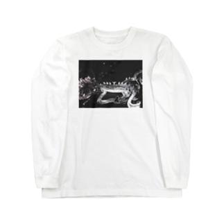 モノトーン Long sleeve T-shirts