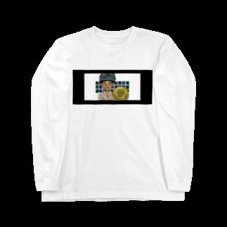 higuのせんとくん Long sleeve T-shirts