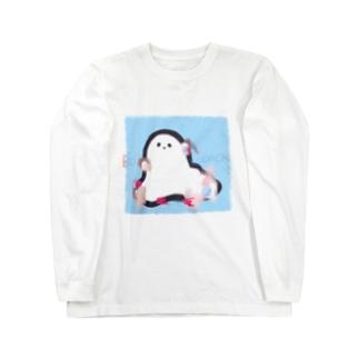 MoFのぼくのともだち Long sleeve T-shirts