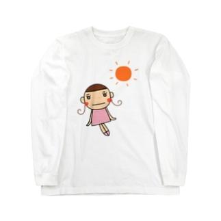 もちまる Long sleeve T-shirts