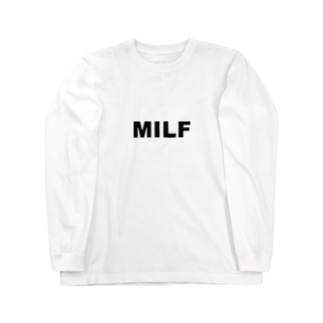 MILF the standerd Long sleeve T-shirts
