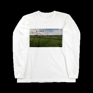 fDESIGNのfp_03_Photo Long sleeve T-shirts