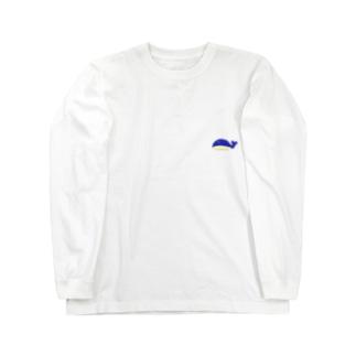 わるくじら Long sleeve T-shirts