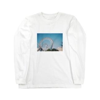 ナルミの観覧車 Long sleeve T-shirts