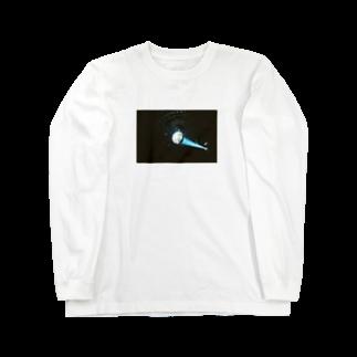 Shogo Hirokiのミラーボール Long sleeve T-shirts