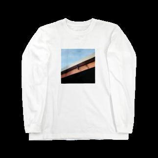 Shogo Hirokiのhighway Long sleeve T-shirts