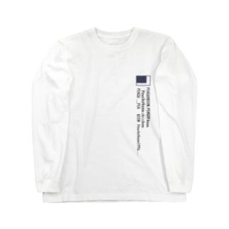 hina moritaの____ Long sleeve T-shirts