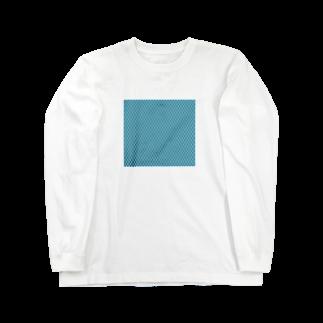 MOYOMOYO モヨモヨのモヨーP137 Long sleeve T-shirts