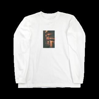 Shogo Hirokiのbar Long sleeve T-shirts