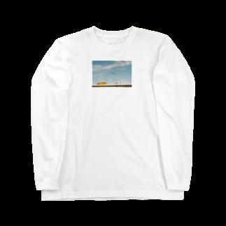 Shogo HirokiのDHL Long sleeve T-shirts