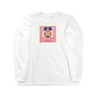 【2019.09.14】新井リオの英語日記グッズ Long sleeve T-shirts