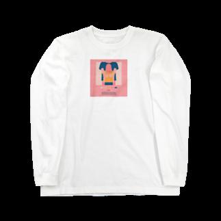 新井リオの【2019.09.14】新井リオの英語日記グッズ Long sleeve T-shirts
