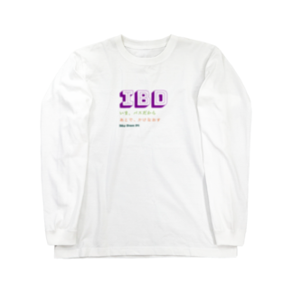 MU_DAN_PIのq Long sleeve T-shirts