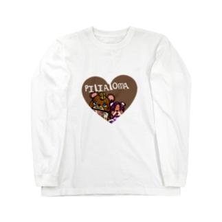 PILIALOHA Long sleeve T-shirts