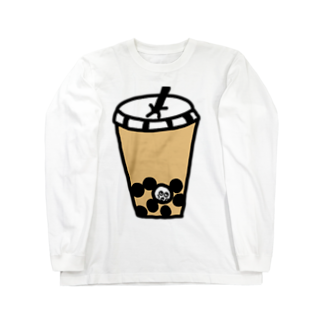 Venizakuraのタピオカにつかりたい。 Long sleeve T-shirts