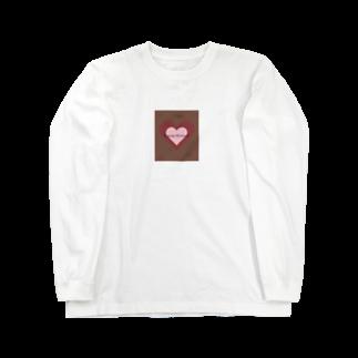 tominのheartbeat Long sleeve T-shirts