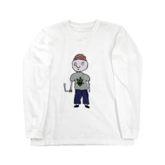 れろれろ Long sleeve T-shirts