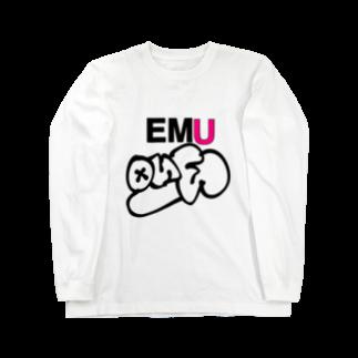 Mi_03747のEMU TEE Long sleeve T-shirts